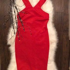 The Jennifer Lopez red dress